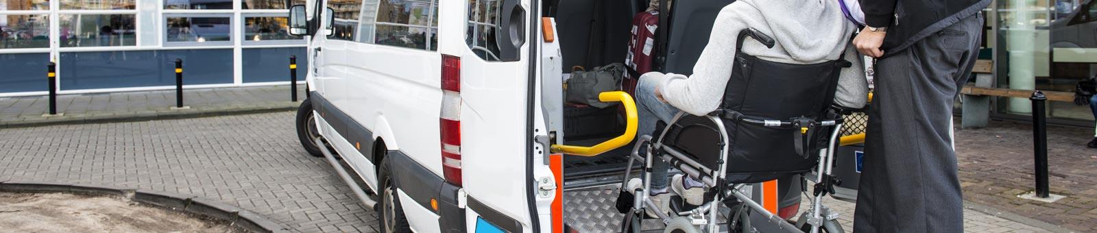 ziekenvervoer taxi Veltrop - Manders